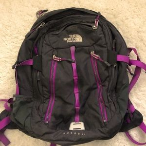 North Face Backpack (Surge ii)